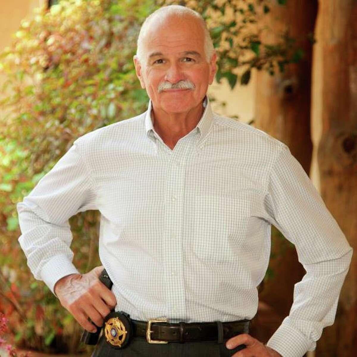 Joe Danna is running for Harris County Sheriff