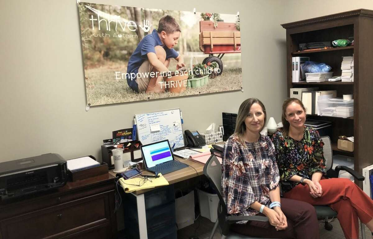 """Office Evolution recently conducted an essay contest to select two local nonprofits to win free office space for six months. The topic """"What Free Office Space Would Mean to Me"""" awarded both Bears ETC and Thrive with Autism Foundation as the new recipients to the Office Evolution workspace."""
