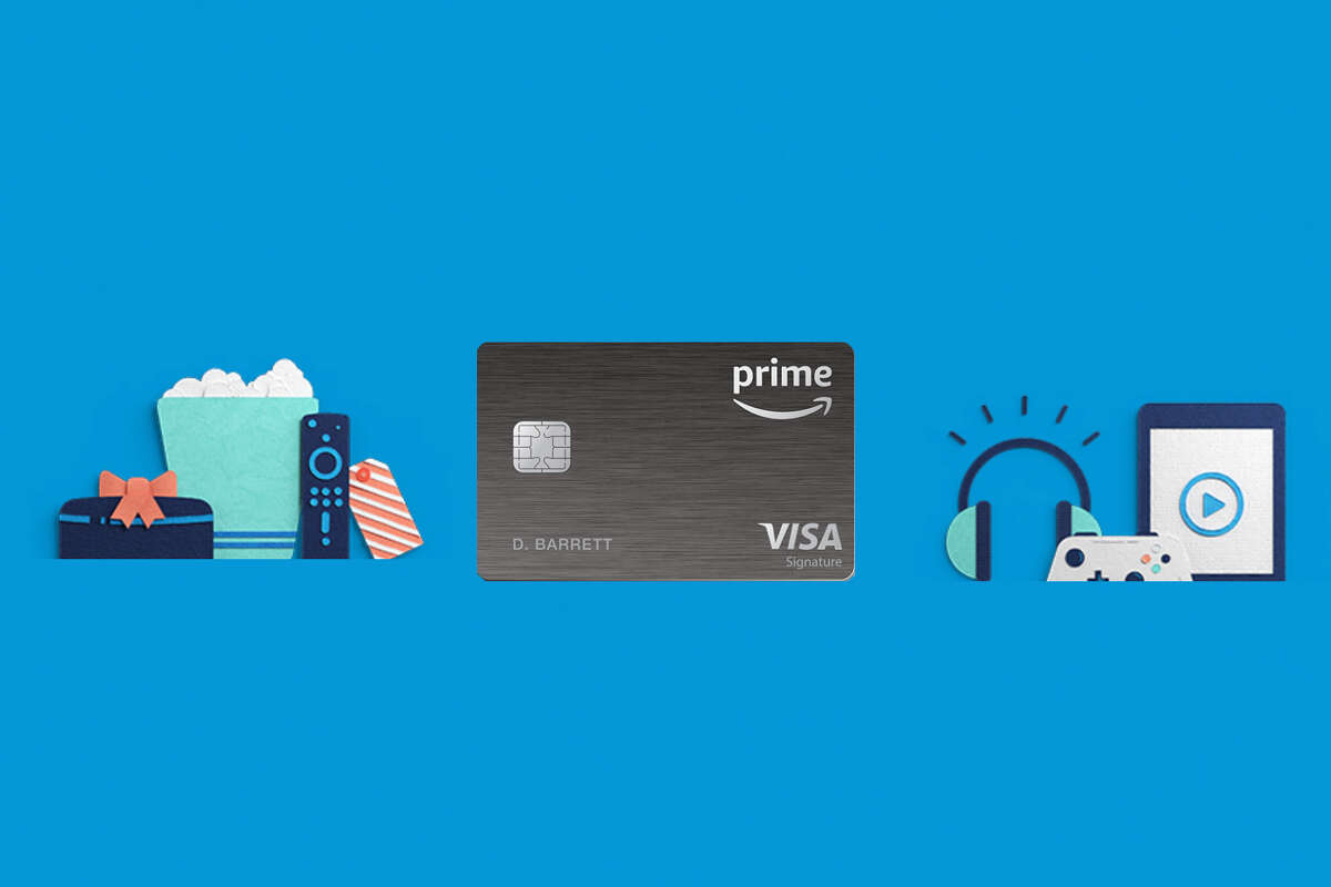 Sign up for the Amazon Prime Rewards Visa Signature Credit Card, Get a $100 gift card