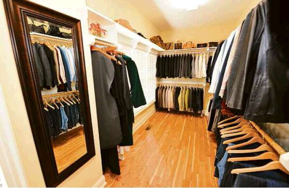 For fashion lovers with an extensive clothing collection, making over a closet can be a daunting task - but a rewarding one.