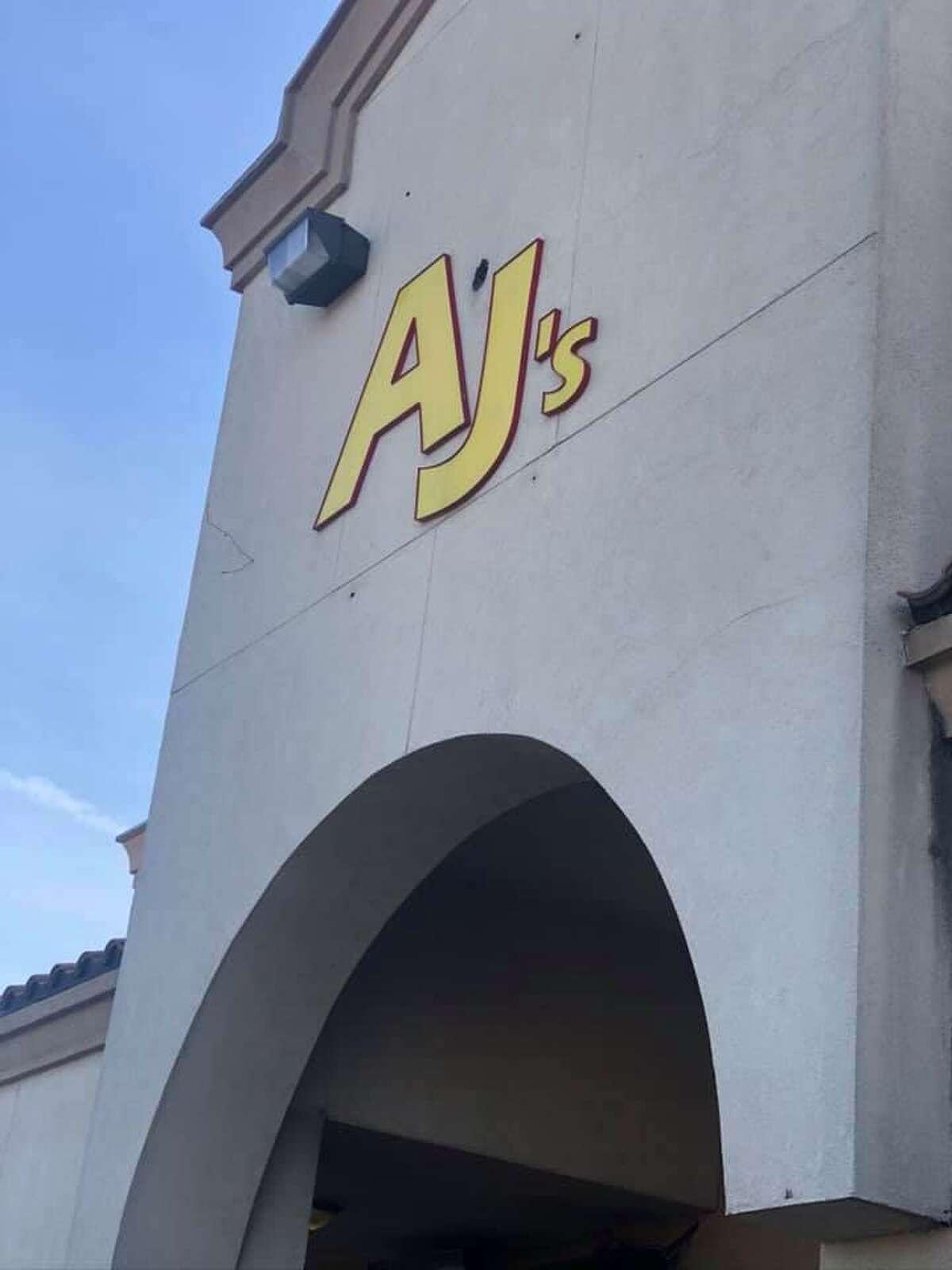 Gutierrez is planning on reopening AJ's Bar.