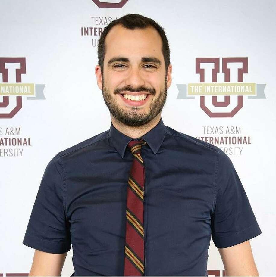 Dr. Aaron Olivas Photo: /