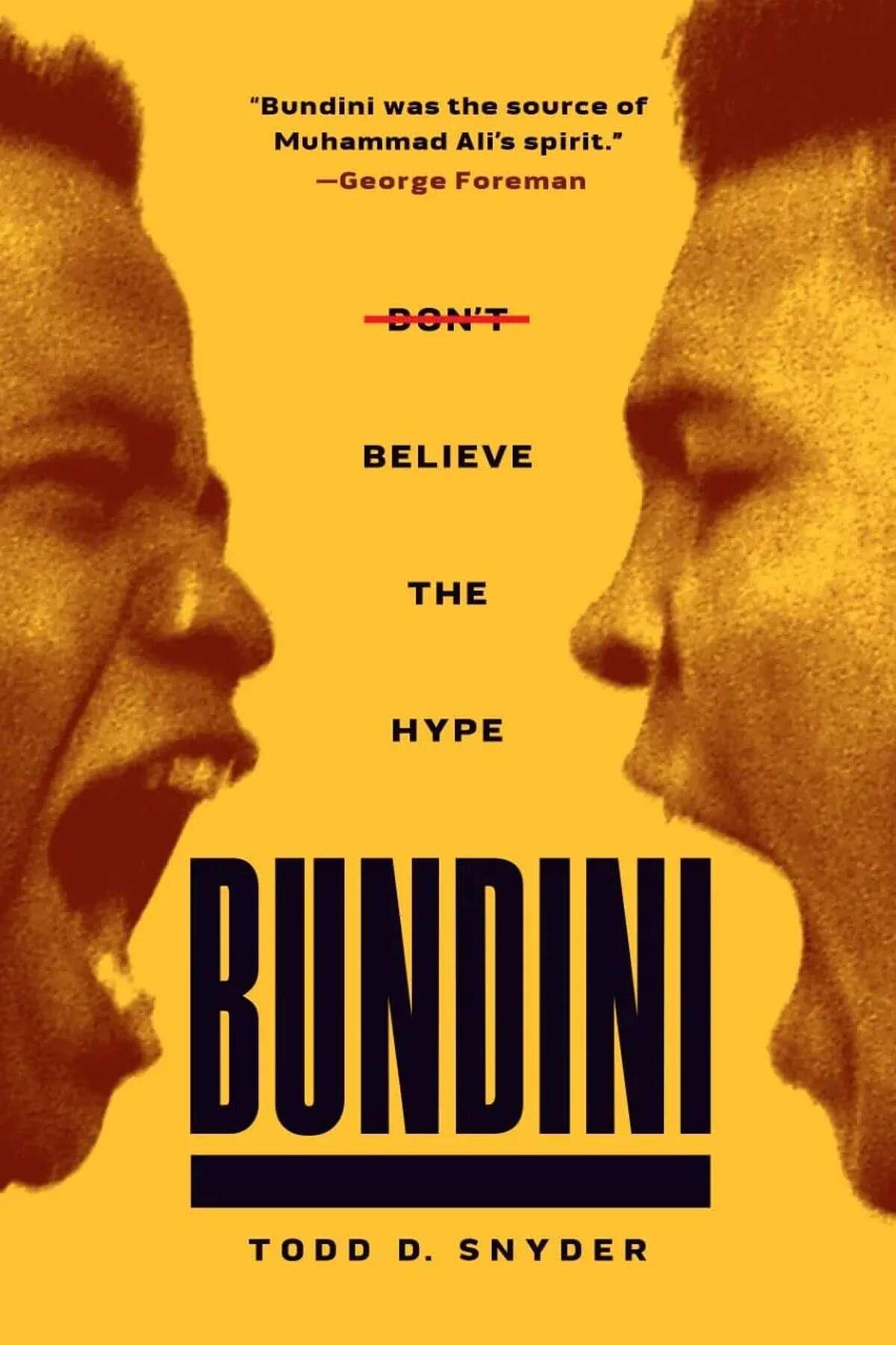 Todd D. Snyder's book cover on Drew Bundini Brown.