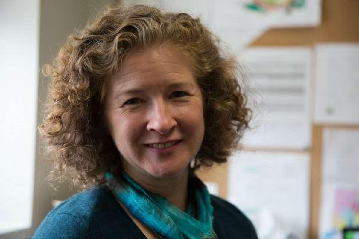 Erin Boggs, executive director of Open Communities Alliance