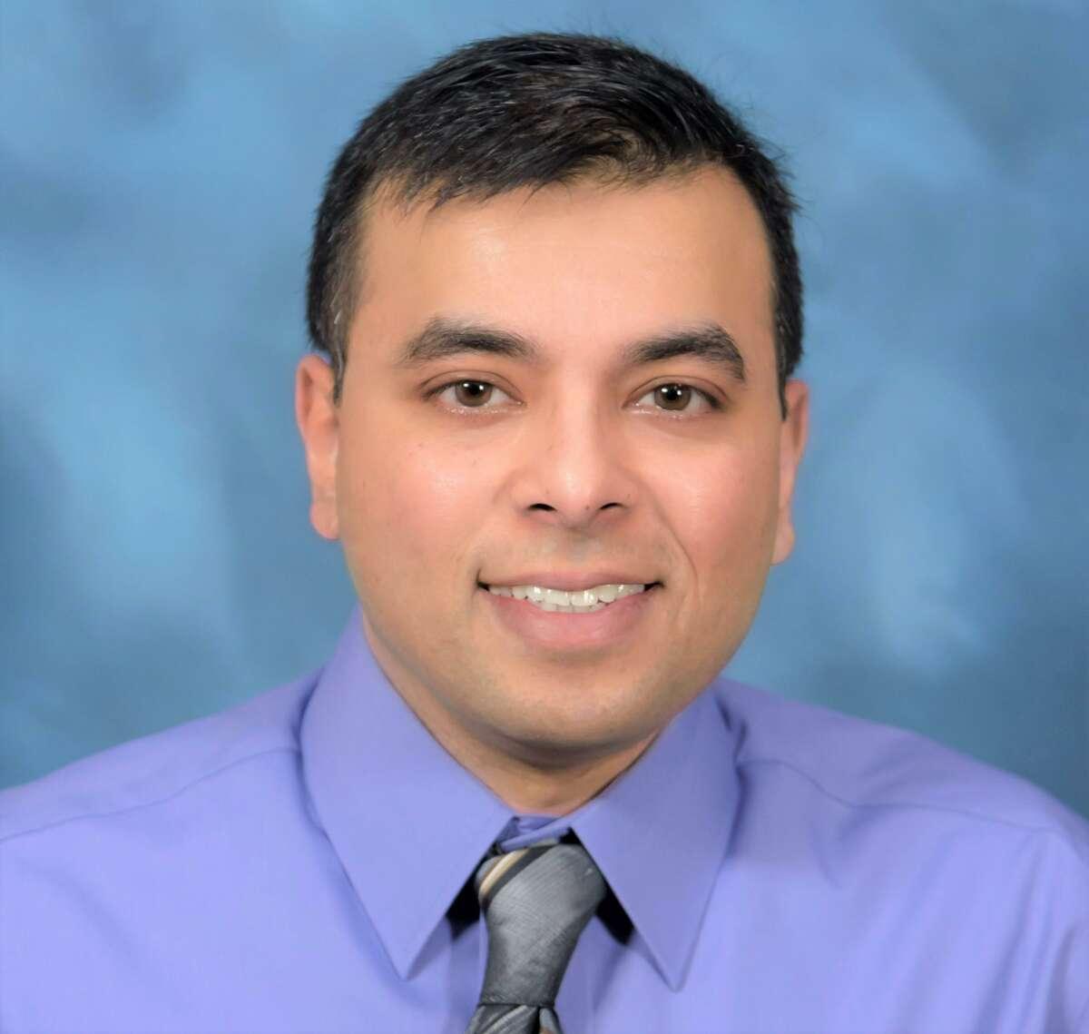 Dr. Nadeem Hussain is Middlesex Health's chief of gastroenterology.