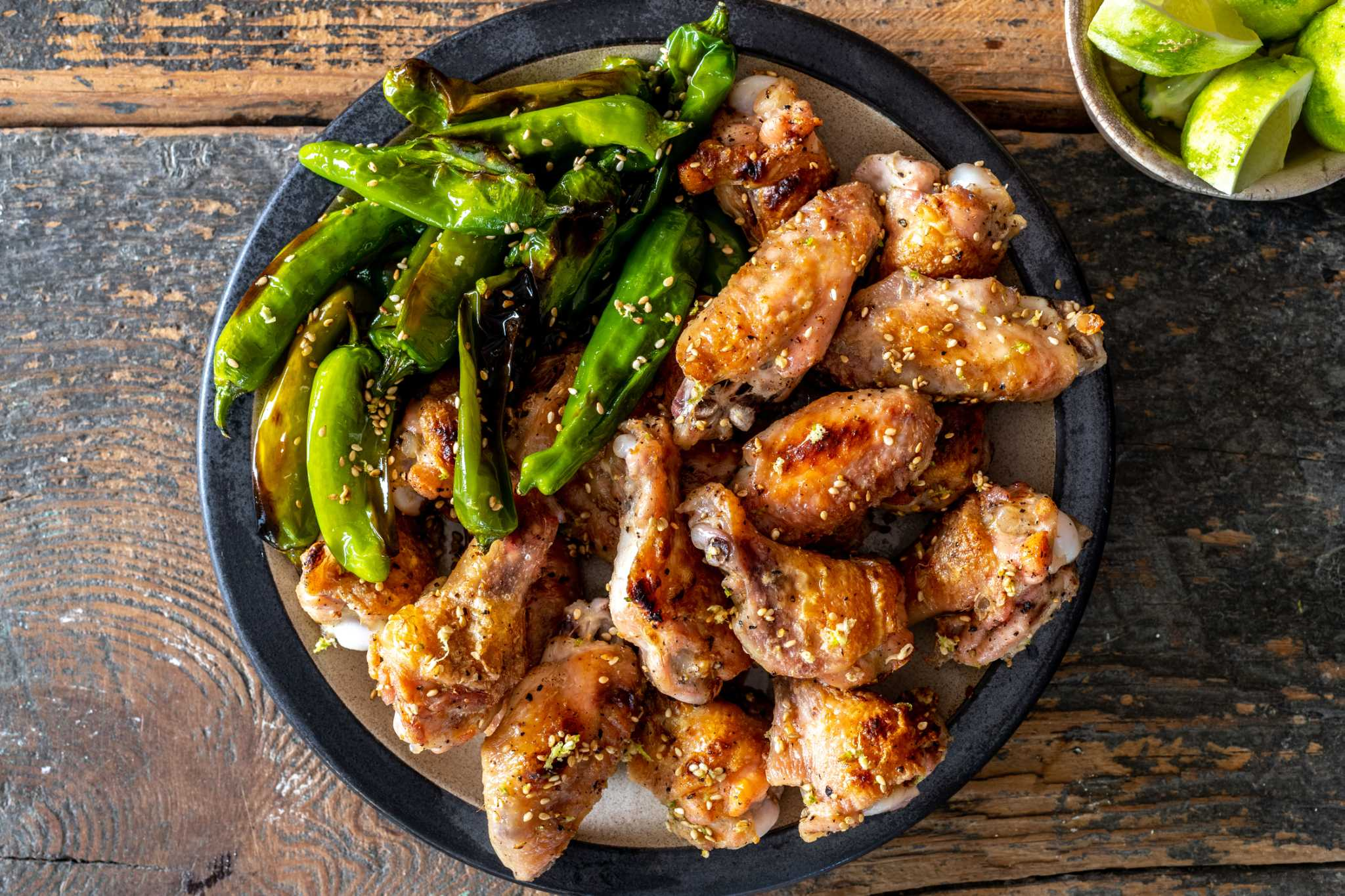 The secret to super-crispy chicken wings? Brine them and roast them - no frying needed.