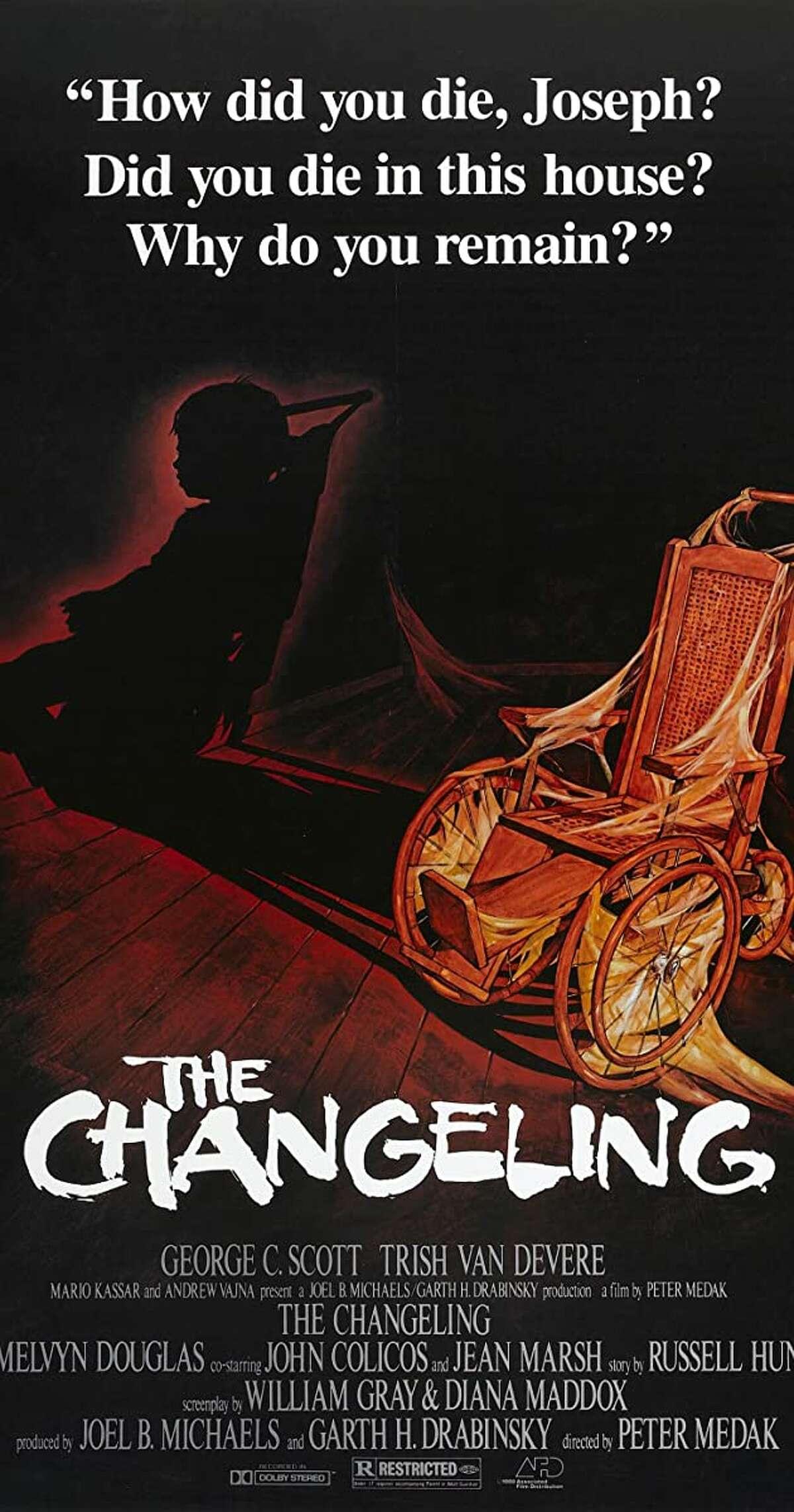 A 1980 Canadian supernatural psychological horror film,