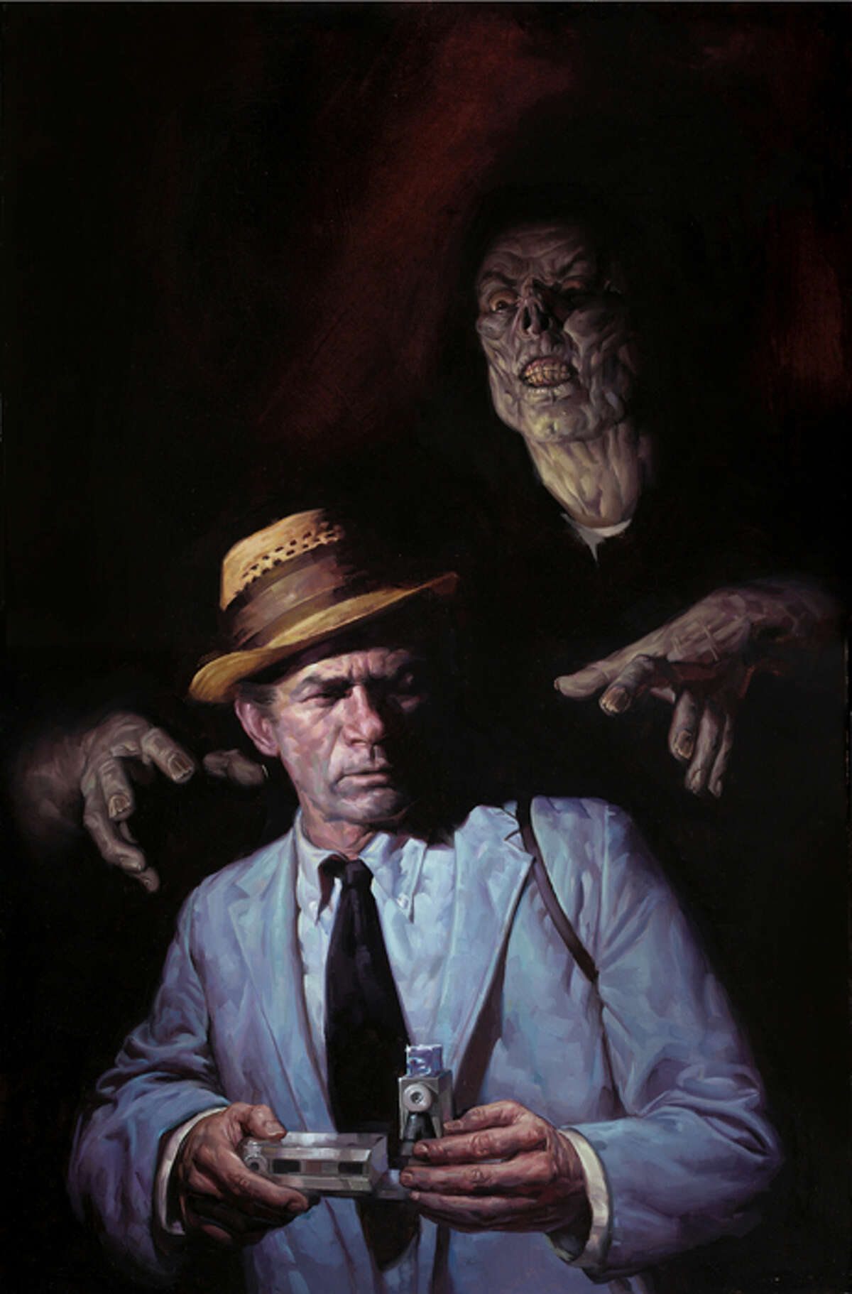 In 1973, reporter Carl Kolchak is hired by his former editor, Tony Vincenzo, to cover a series of killings in