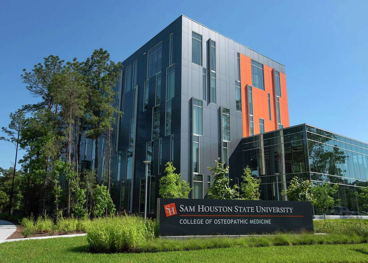The Sam Houston State College of Osteopathic Medicine opened its campus this year to 75 students. The college has been taking numerous precautions due to the COVID-19 pandemic.