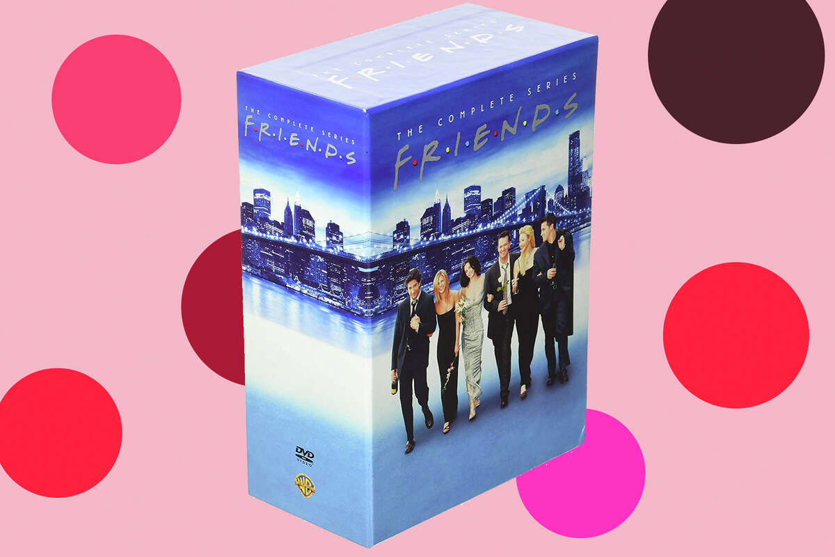 Friends: The Complete Series 25th Anniversary for $41.97 at Amazon.