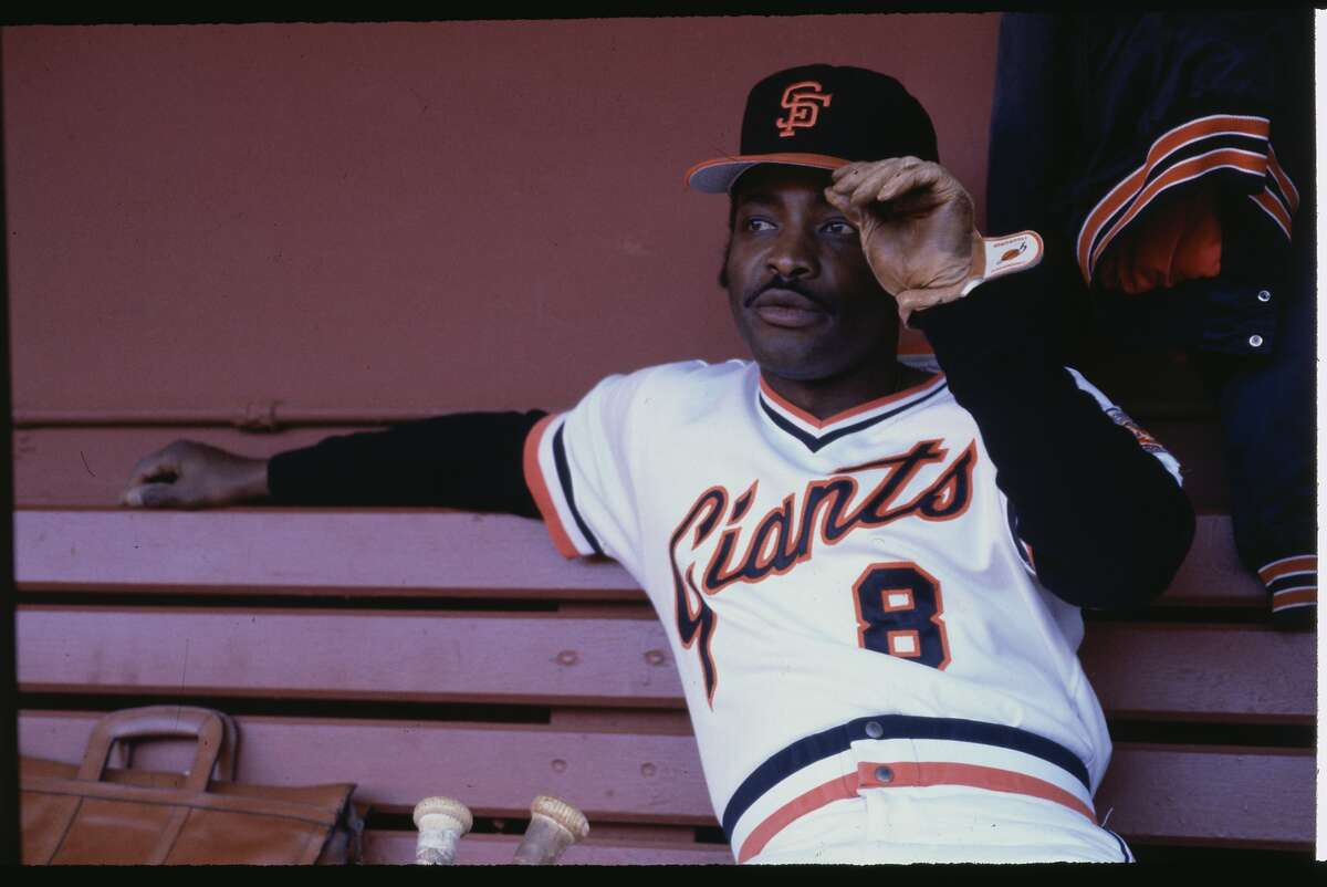 Second baseman Joe Morgan spent the 1981-82 seasons with the Giants, ending his big-league career with the A's in 1984.