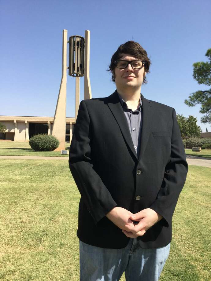 Stephen McDonald will graduate from Sul Ross State University in December with a bachelor's degree in Criminal Justice, and he's never taken a class on the SRSU campus in Alpine. Thanks to an articulation agreement between SRSU and Midland College, McDonald has been able to complete all courses on the MC campus and online. Photo: Courtesy Photo