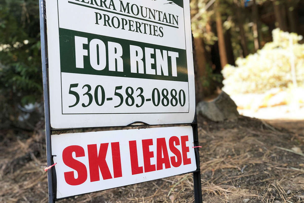 With real estate on the rise, long-term rentals are scarce in Tahoe.