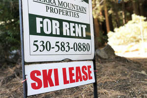 With real estate on the rise, long term rentals are scarce in Tahoe.