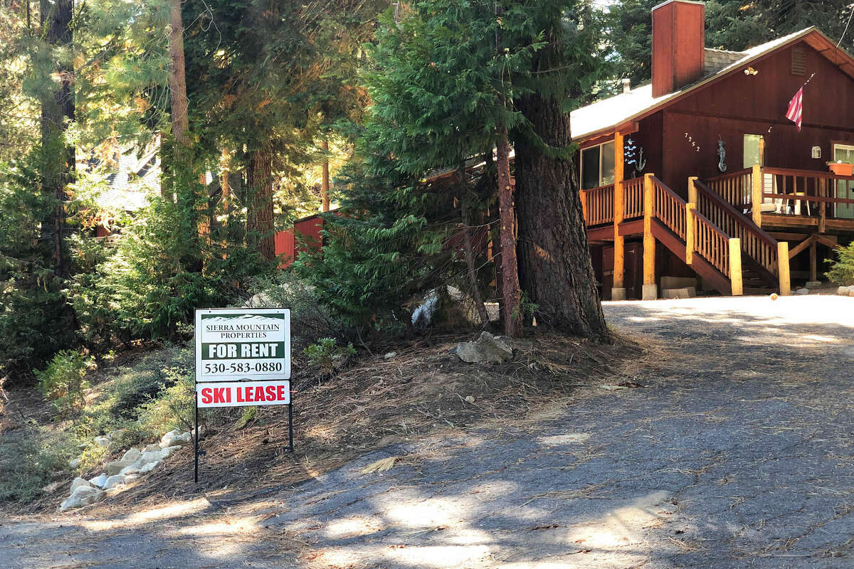Long-term rentals in Lake Tahoe are difficult to come by.