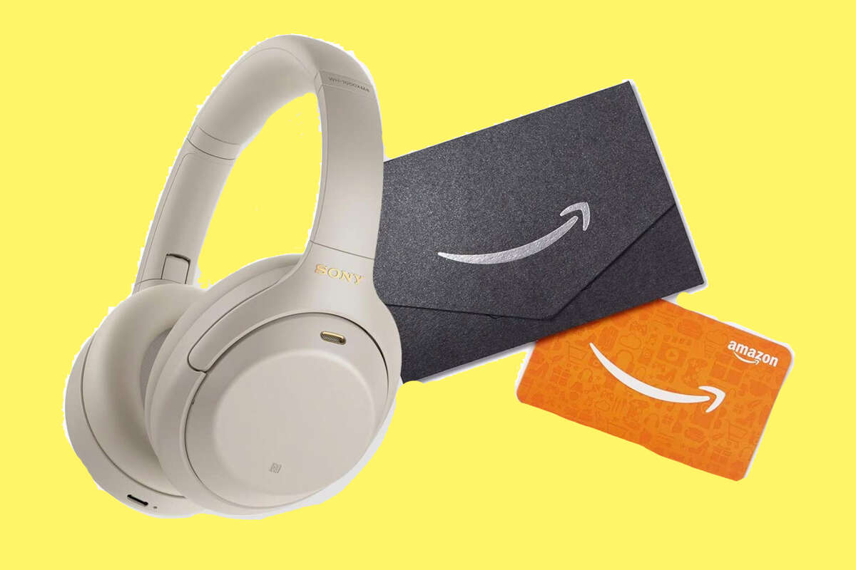 Sony WH-1000XM4 Wireless Industry Leading Noise Canceling Overhead Headphones with $25 Amazon Gift Card, $75 off on Amazon