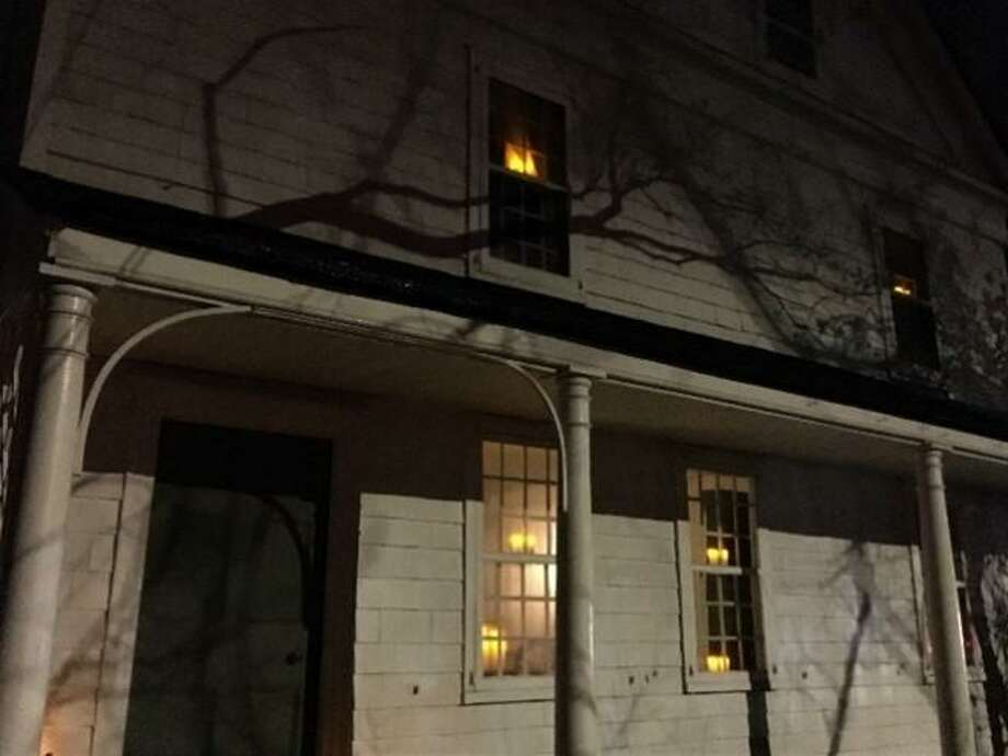 Keeler Tavern Museum & History Center will be the site for the return of the Ghosts of Ridgefield, a guided walk of Timothy Keeler's Haunt Oct. 23 and 24. Photo: Keeler Tavern Museum & History Center