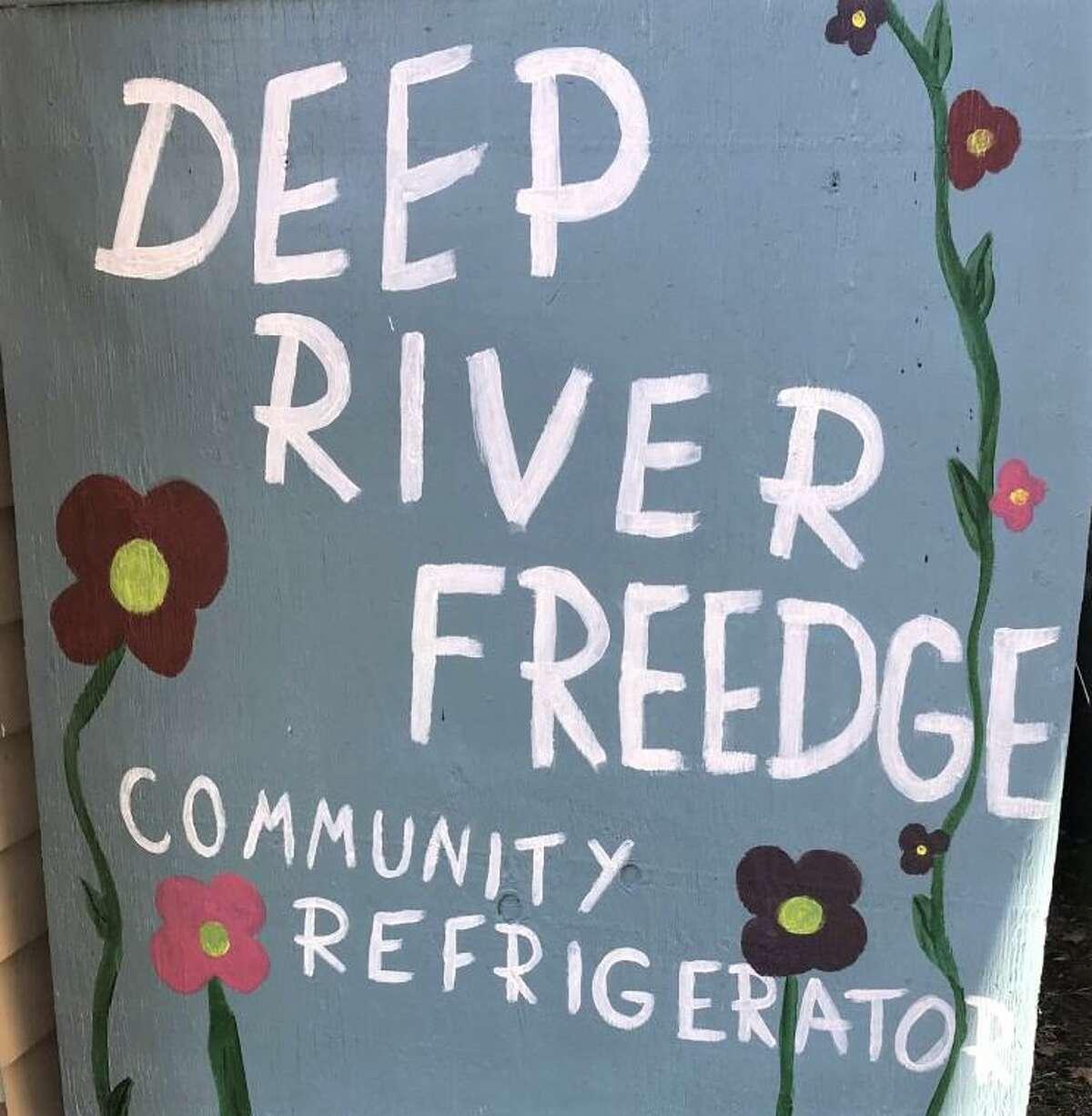 Bennett's Books' Deep River Freedge