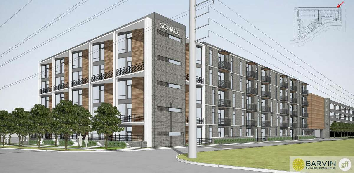 Houston-based Barvin broke ground on a five-story, 281-unit apartment community at the northwest corner of Knight Road and El Paseo Street next to the Texas Medical Center. GFF is the architect for the project and Oden Hughes is the general contractor.