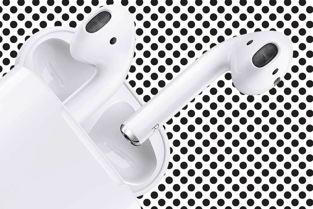 You can get the AirPods(with charging case) for $114.99. That is $10 cheaper than the previous low price.