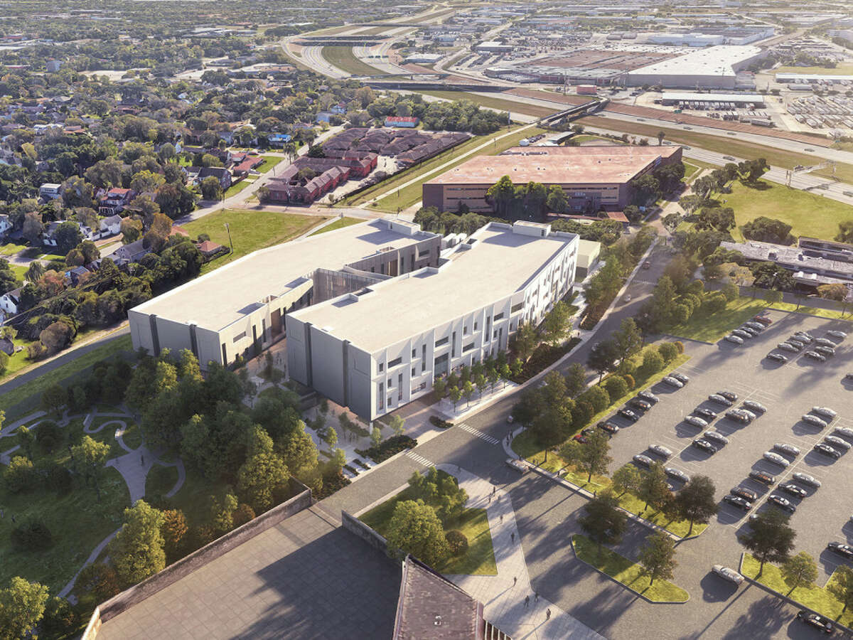 The UT Behavioral Health Center will be located near the medical center, and covers 220,000-square-feet.