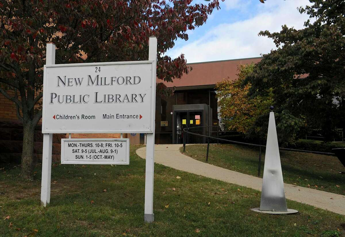 New Milford Public Library.
