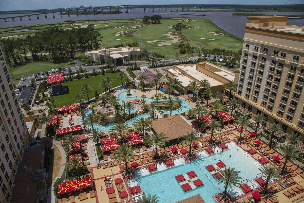 The Golden Nugget Lake Charles will reopen Tuesday. Oct. 13, 2020, at 12:30 p.m. with social distancing and cleaning guidelines in place.