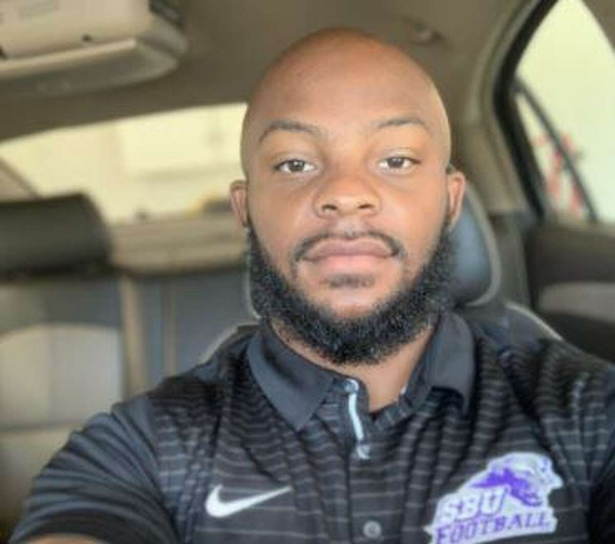 Travis High School coach Derwyn Lauderdale was fatally shot Oct. 11, 2020 at a Rosenberg sports complex. Lauderdale was involved in an ongoing dispute with the father of his stepchildren, a Houston man who has been charged in the death and who last year had threatened to kill him, according to officials and court documents.