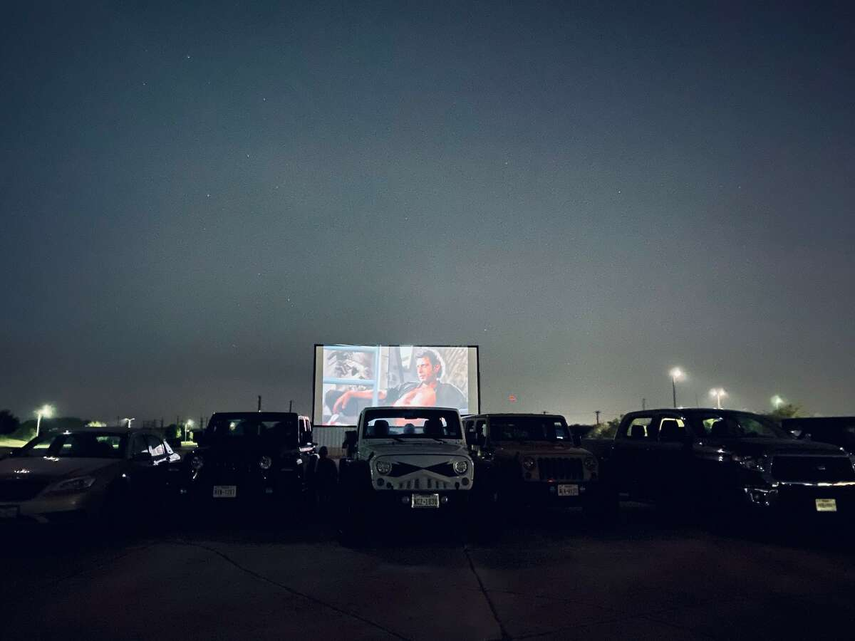 South Side drive-in movie theater is screening Halloween flicks this month, as well as bringing a special guest from the 1988 cult movie
