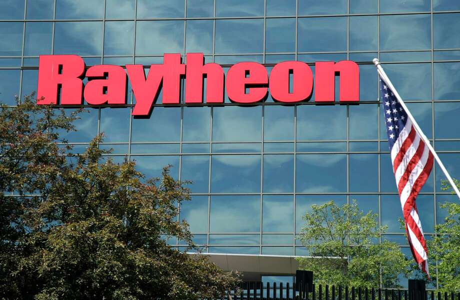 Raytheon is laying off 15,000 people across its businesses, including hundreds of job cuts in Connecticut where its Pratt & Whitney subsidiary is a major employer. Photo: Elise Amendola / Associated Press / Copyright 2019 The Associated Press. All rights reserved