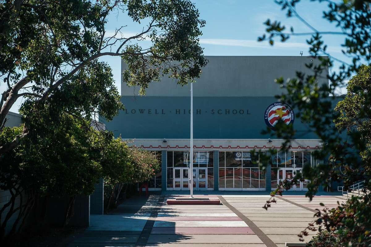 Lowell High School's name is on the chopping block.