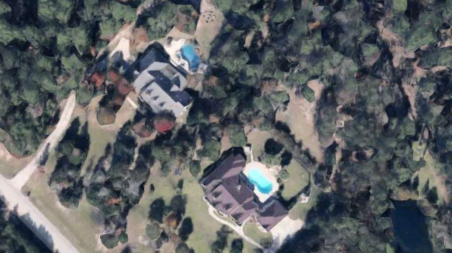A baby found floating in a hot tub in the 2800 block of Beth Marie Drive in Magnolia on Monday, Oct. 12 has since died. Photo: Courtesy Of Google Maps
