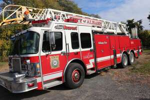 An Albany fire truck was stolen and discovered in Schenectady Monday.