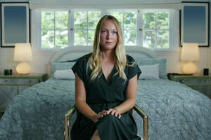 """India Oxenberg appears the upcoming Starz documentary on NXIVM titled, """"SEDUCED: Inside The NXIVM Cult."""" (Starz Entertainment)"""