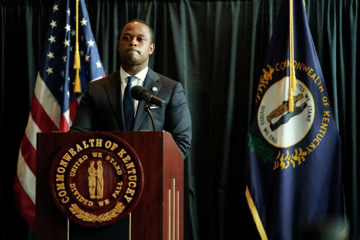 Kentucky Attorney General Daniel Cameron released several hours of audio recordings from grand jury hearings in the Breonna Taylor case, but that is highly unusual action and unlikely to happen in Texas.