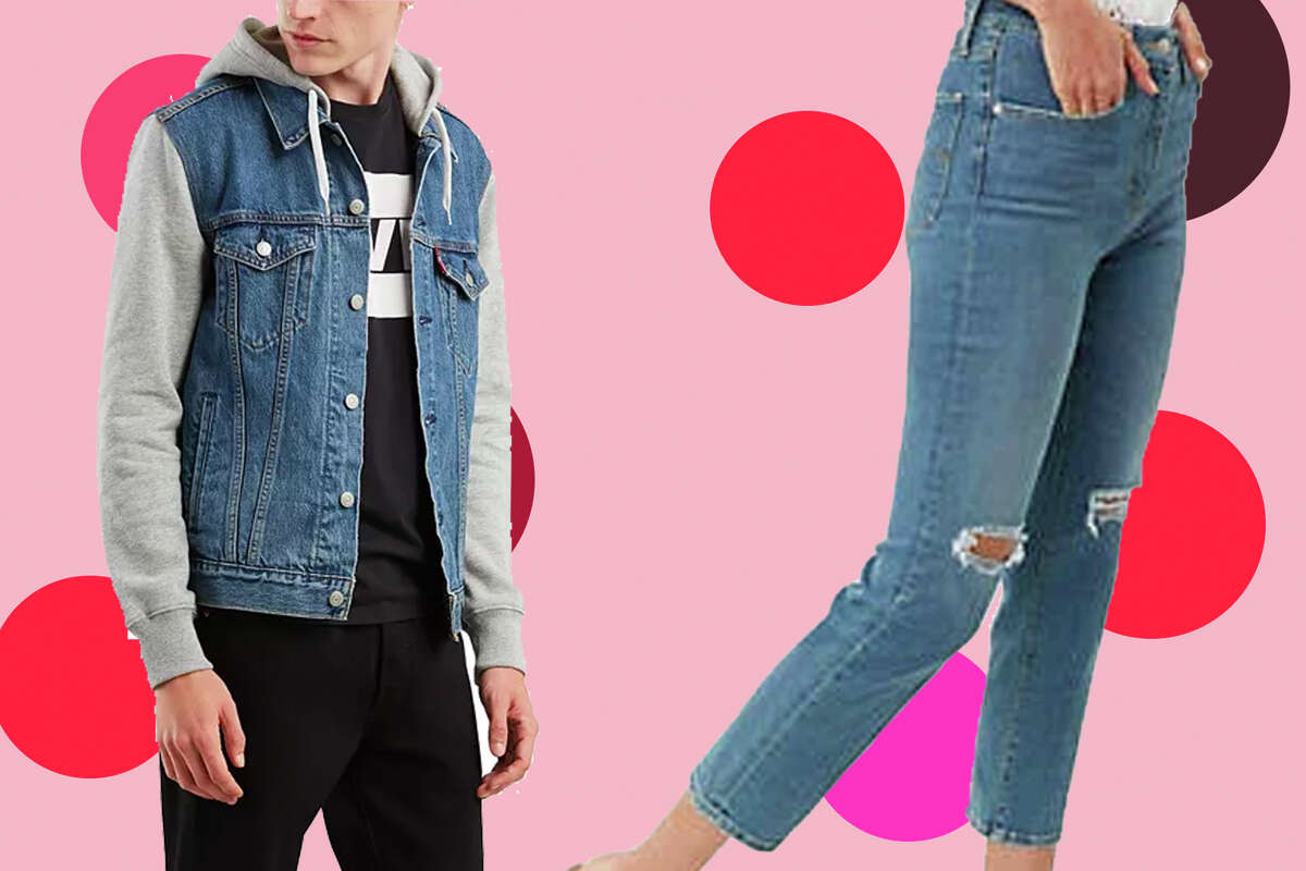 Levi's jackets and pants are significantly discounted for Prime Day.