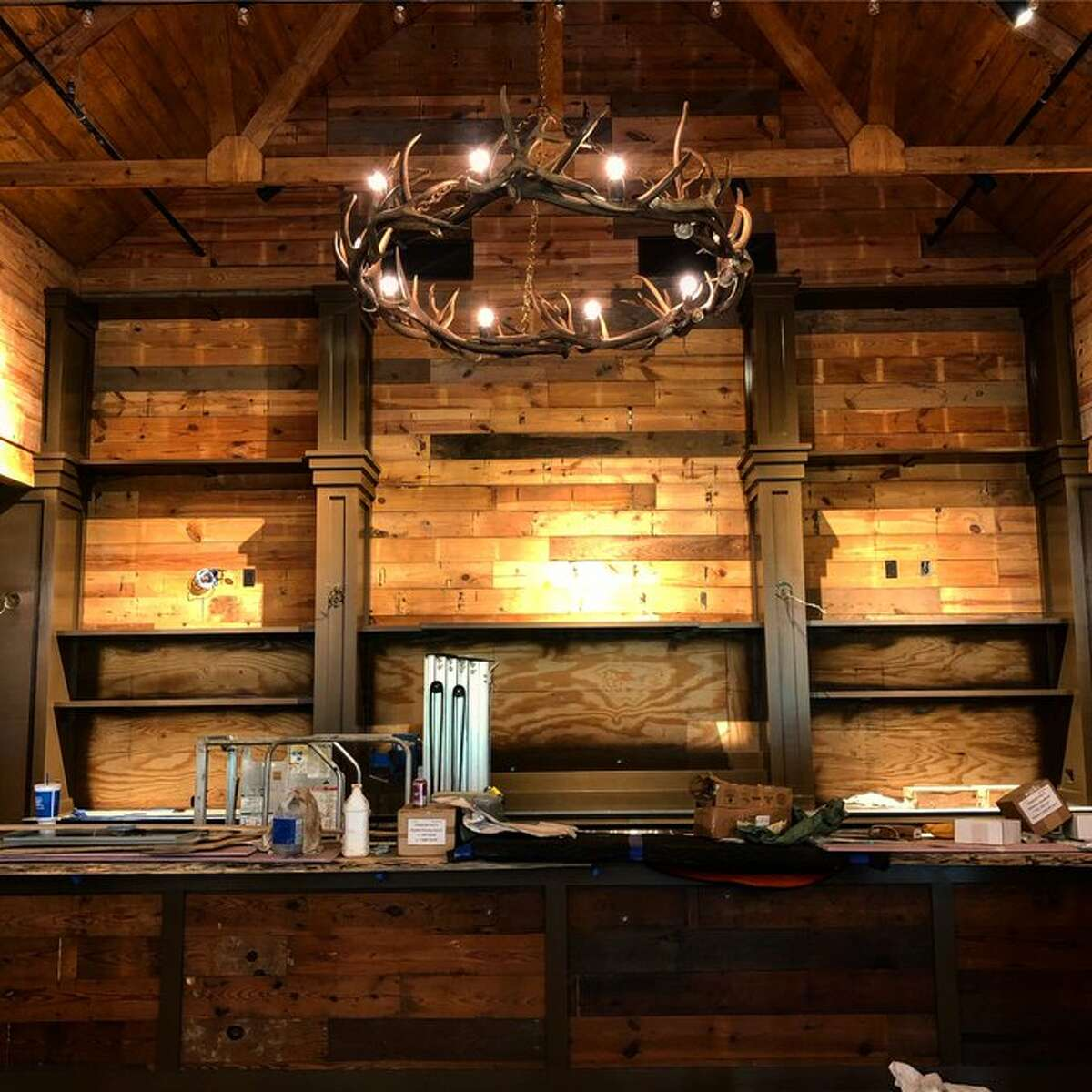 """""""We are so excited for our San Antonio adventure to start,"""" the restaurant shared online. """"We are on the home stretch and extremely amped up to unveil this project to y'all."""""""