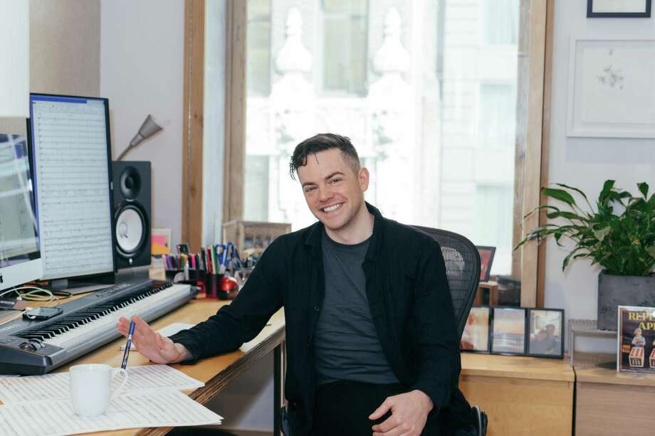 American composter Nico Muhly Photo: Heidi Solander / Wilton Bulletin Contributed