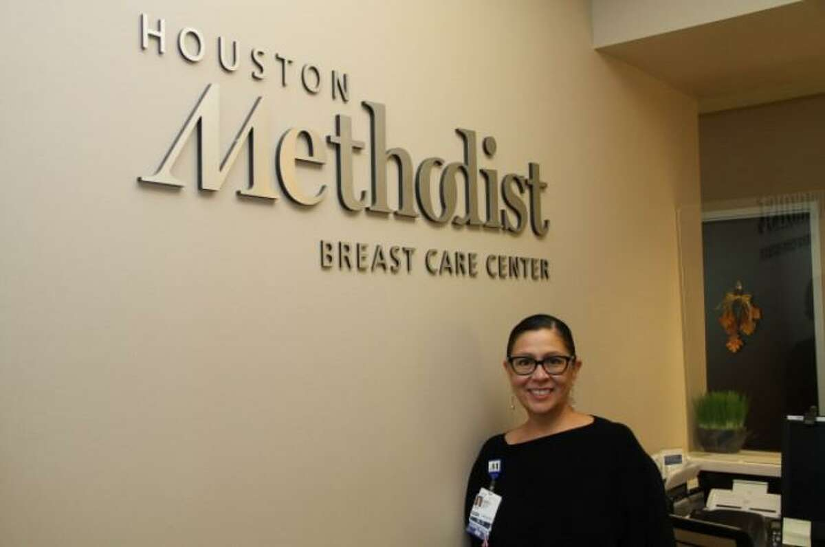 Letty Riley is a breast cancer oncology nurse navigator at Houston Methodist West Hospital.