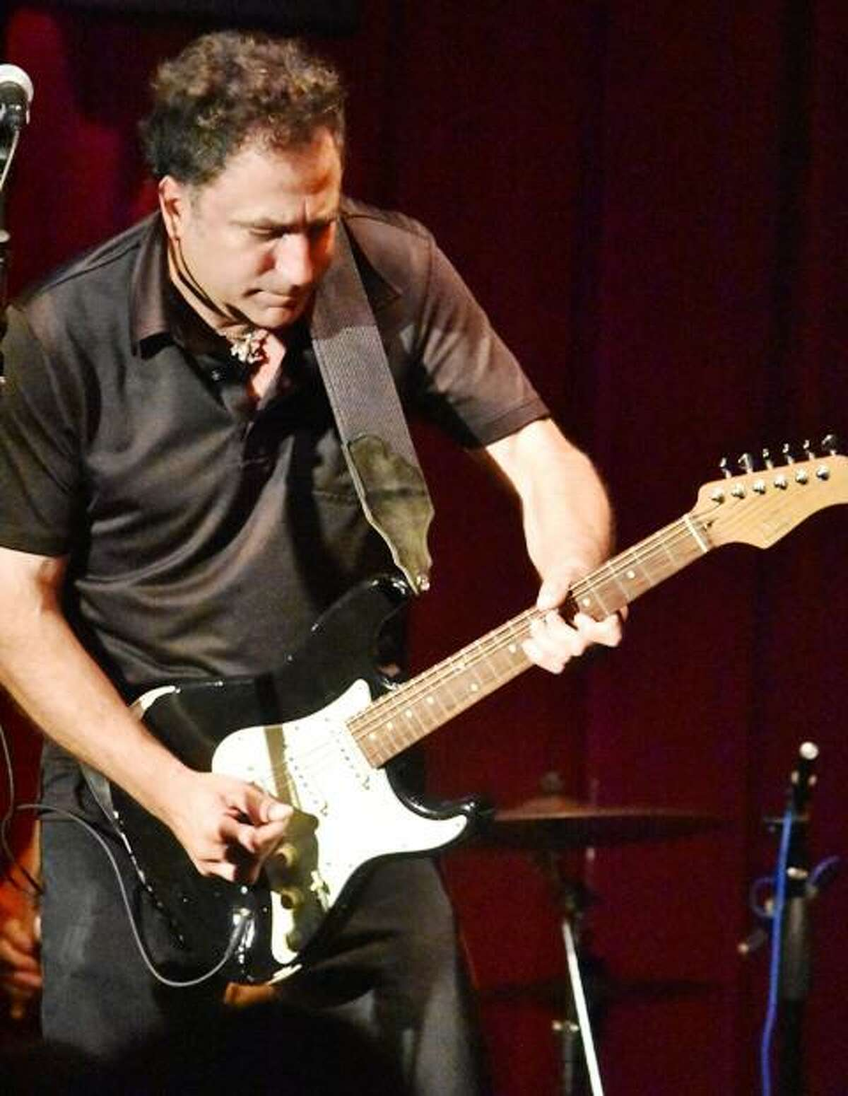Sunday, Jeff Pitchell and Tyrone Vaughan honor guitar legend Stevie Ray Vaughan.