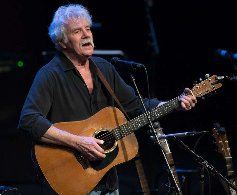 Tom Rush is set to perform an outdoor concert at 1 p.m. Nov. 7 at Bridge Street Live in Collinsville. Photo: Kevin Yatarola / Contributed Photo
