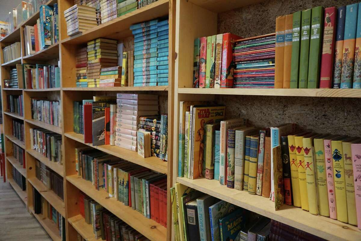 Katy Budget Books is located at 870 S. Mason Road, Suite 101, Katy, and offers a wide selection of new and used books.