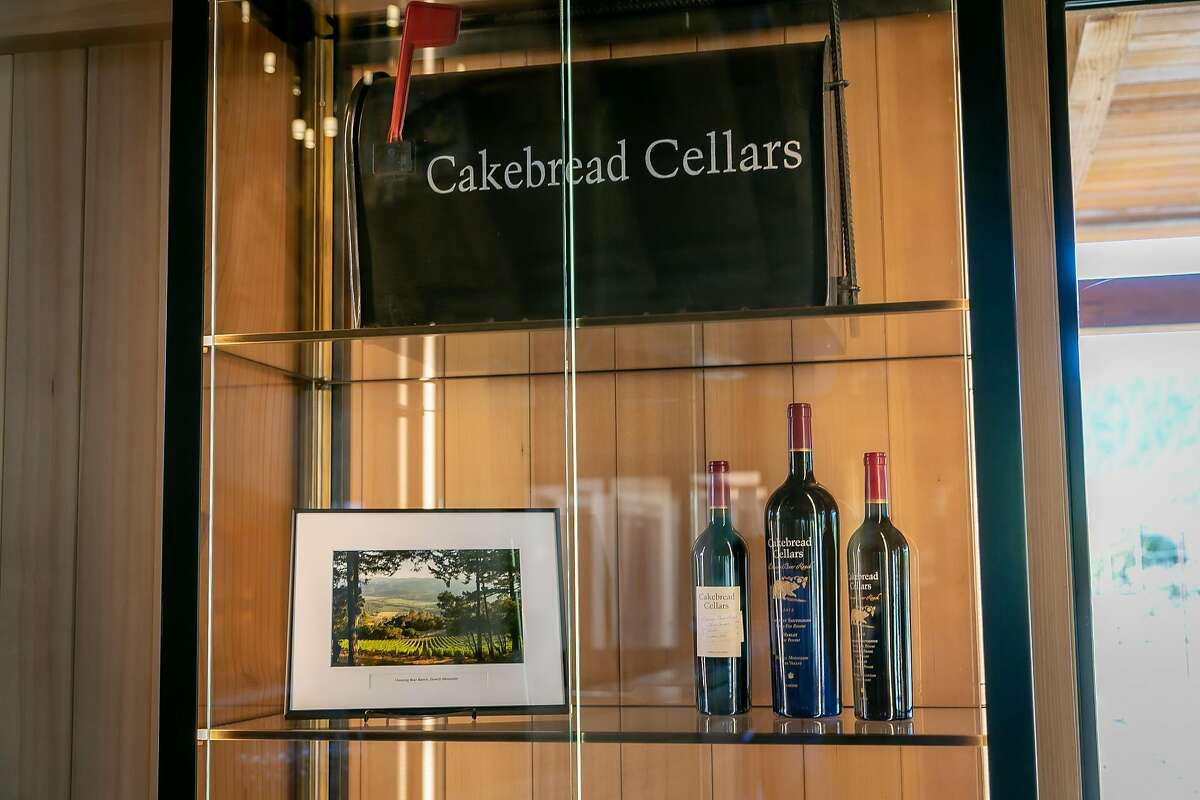 Cakebread Cellars in Rutherford.