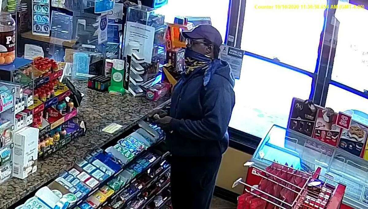 Southbury police are asking for the public's help identifying this man, believed to be from Waterbury