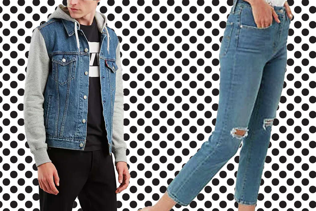 Levi's jackets and jeans are at a significant discount during Prime Day.