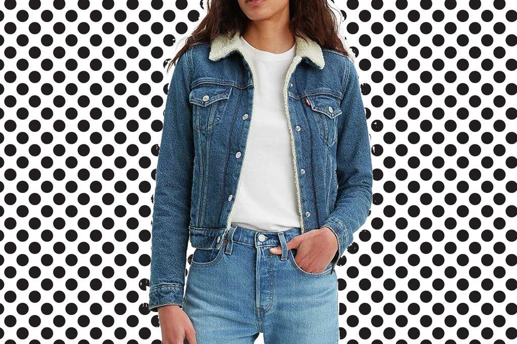 Zendaya's favorite jacket is on sale as part of Levi's Amazon discount.