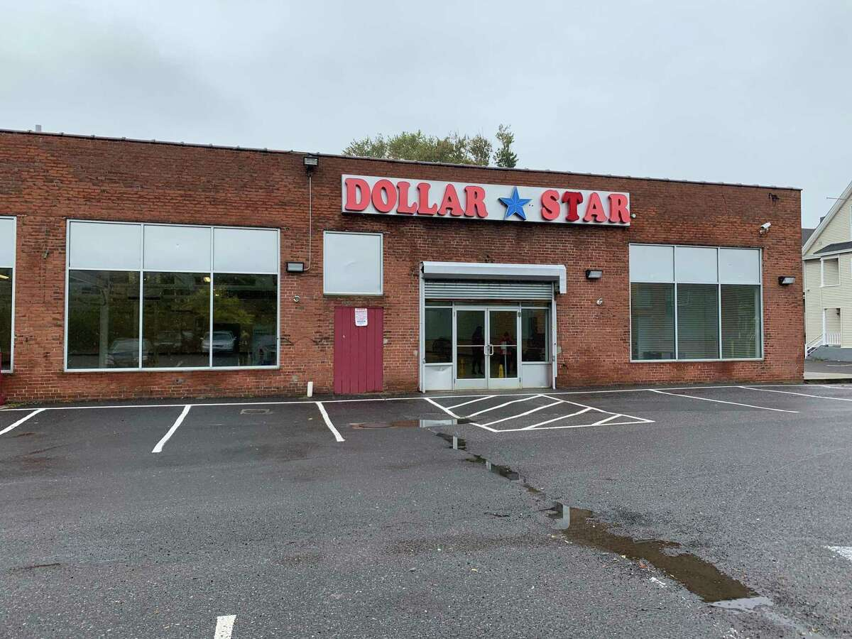The vacant Dollar Star store on 986 Fairfield Avenue, Bridgeport is being converted into Southewest Community Health Center's first indoor COVID-19 testing facility.