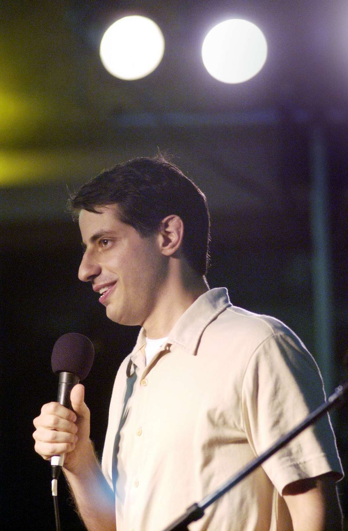 Stamford native Dan Naturman will perform at Back East Brewing in Bloomfield Oct. 24.