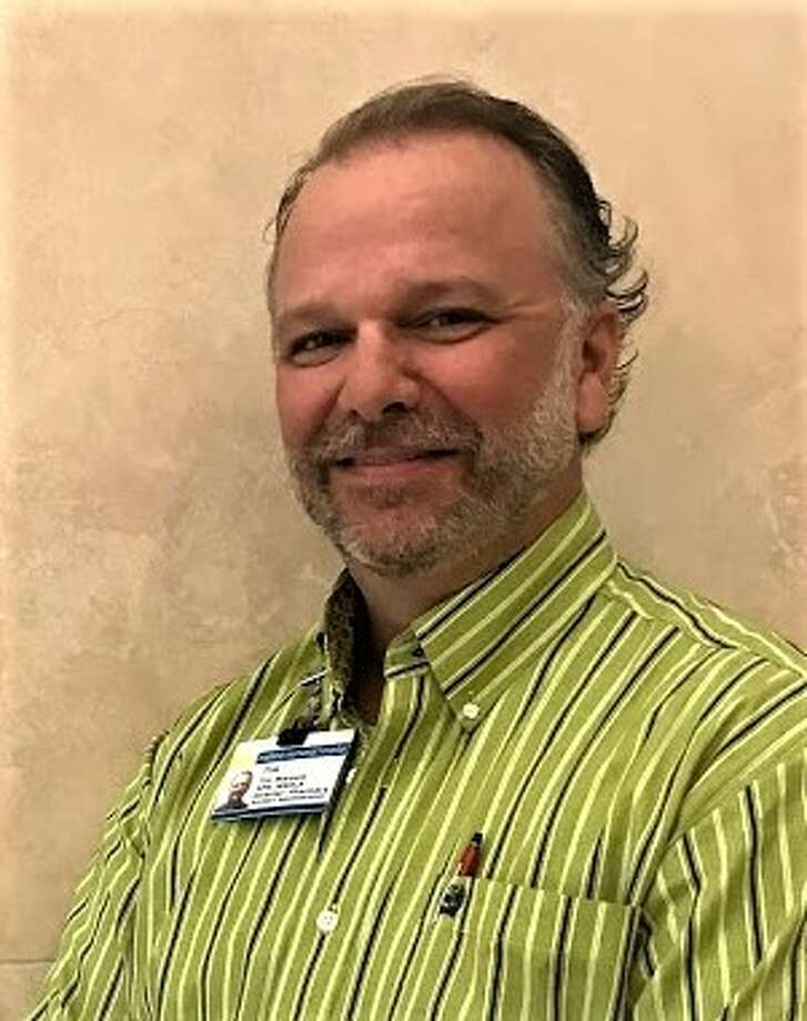 Tim Warpula is director of pharmacy at Midland Memorial Hospital. Photo: Courtesy Photo