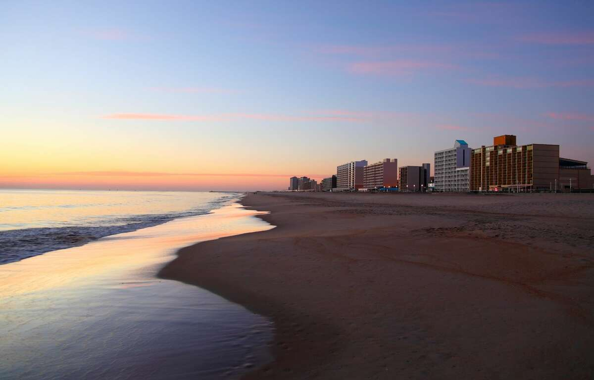 If you're aching to get away but not sure how to keep the kids tuned in to their virtual classroom this fall, take a look at the Surf, Sand & Study Program offered throughout Virginia Beach. This coastal southeast Virginia vacation hub is inviting families to relax alongside the beach while staying focused on remote learning for kids. Their